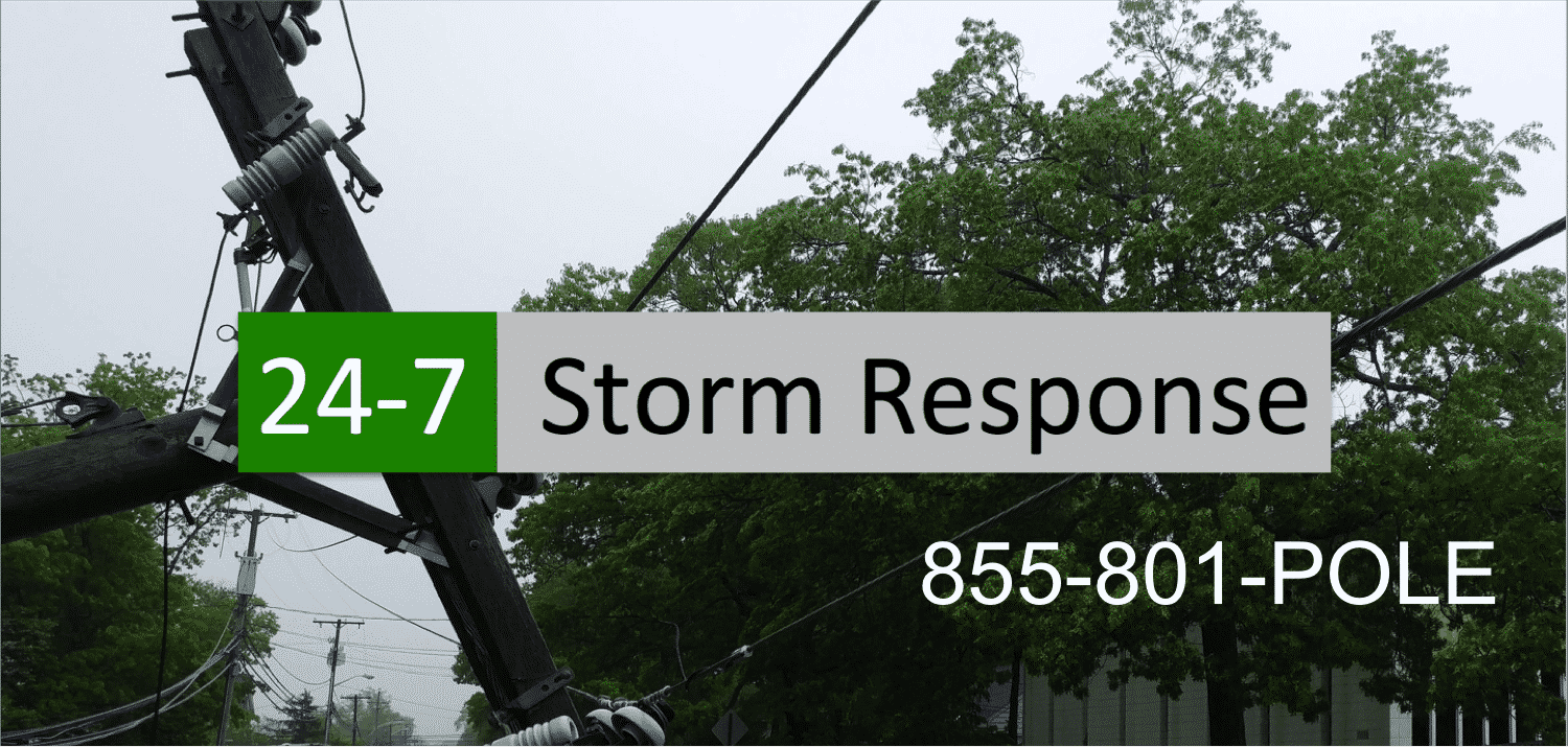 storm respose w-#