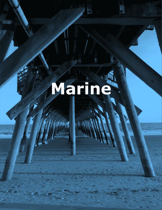 Marine Brochures